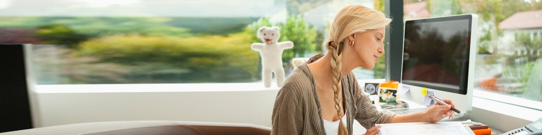 Zuhause Geld verdienen? | Versicherungskammer Bayern