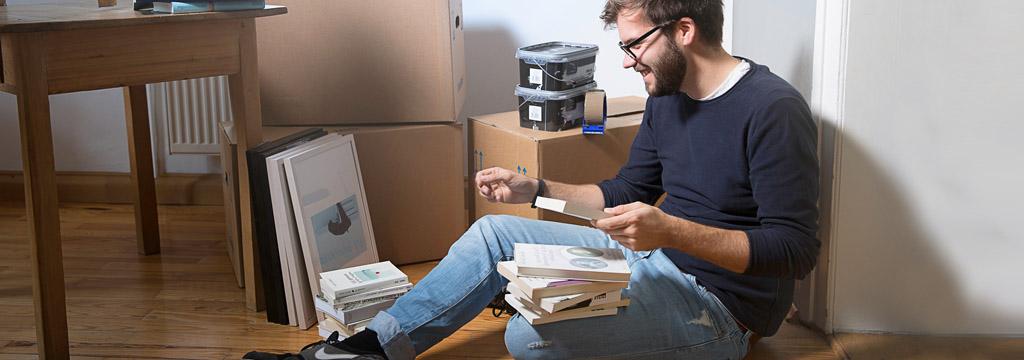 umzug und was es beim mietvertrag zu beachten gibt. Black Bedroom Furniture Sets. Home Design Ideas