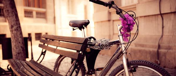Versicherungsschutz fürs Fahrrad