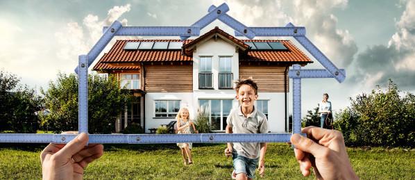 Unsere flexible Wohngebäudeversicherung