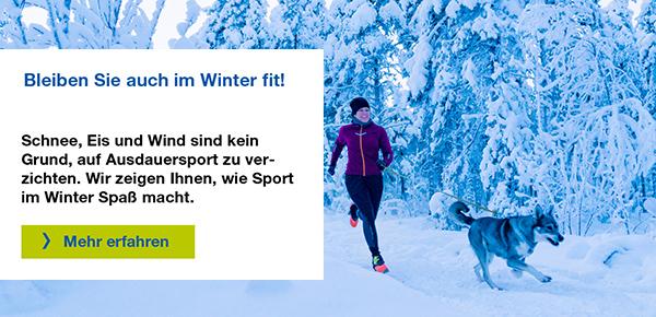 Fit im Winter: Motivationstipps und Tricks