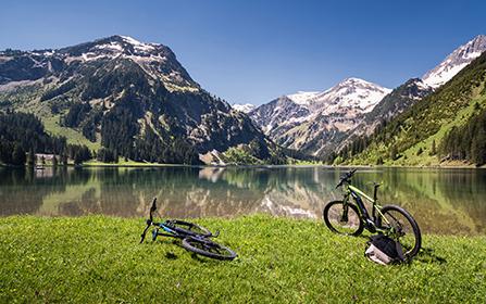 E-Bike: sicher mit dem Strom radeln