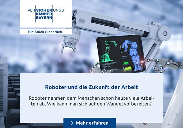 Roboter und die Zukunft der Arbeit