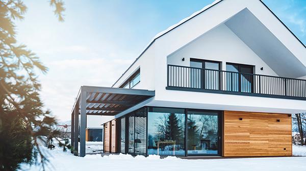 Machen Sie Ihr Haus fit für den Winter