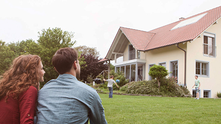 Der richtige Rundumschutz für Ihr Eigenheim