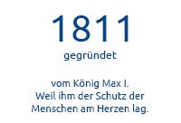 1811 gegründet
