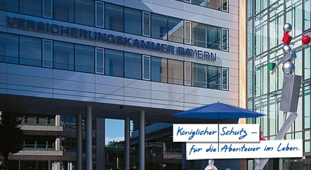 Adressen Versicherungskammer Bayern