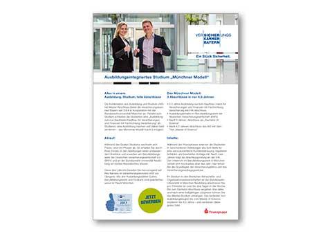 Ausbildung Versicherungskammer Bayern Versicherungskammer Bayern